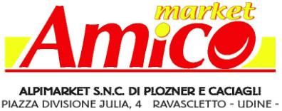 Alpimarket - Supermercato a Ravascletto